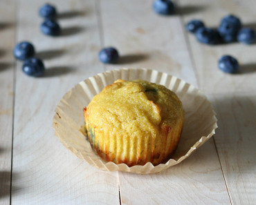 How to Make Paleo Blueberry Muffins