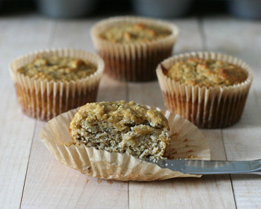 Grain Free Banana Muffin