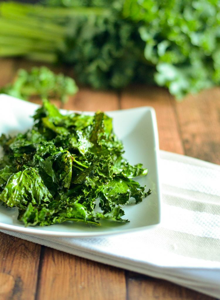 Paleo Kale Chips