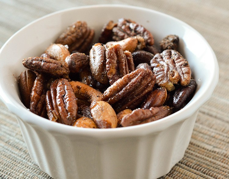 paleo nuts recipe