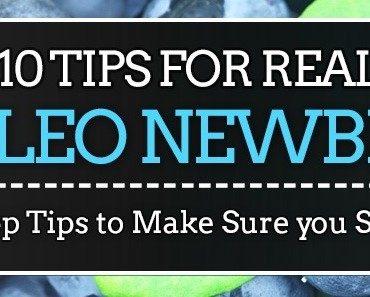 10 Tips for Real Paleo Newbies