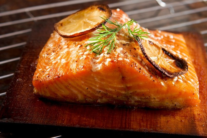 salmon and fatty acids can boost immunity