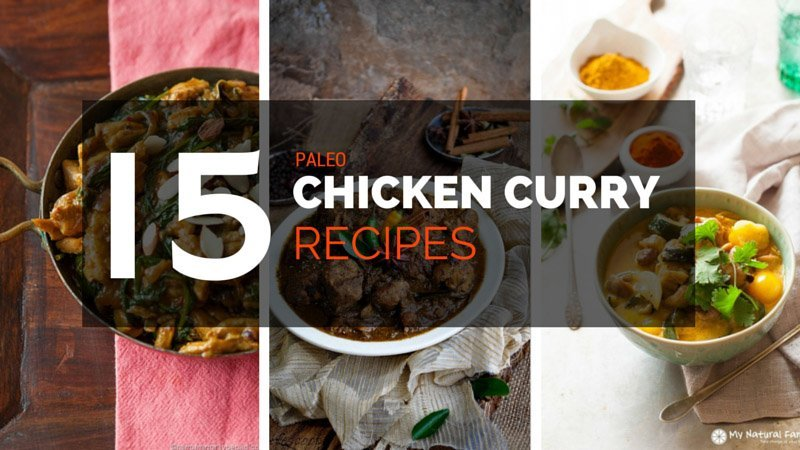 15 paleo chicken curry recipes