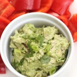 Paleo chicken avocado salad