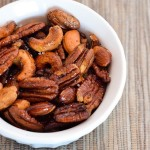 Oven Roasted nuts