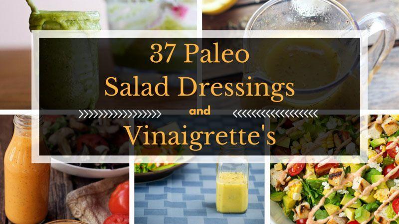 paleo diet dressing recipe
